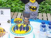 It's Batman Party Asher