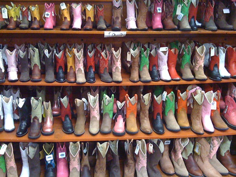 Cowboy Boots: Perfect Outdoor Chic