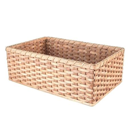 michaels baskets storage large wicker