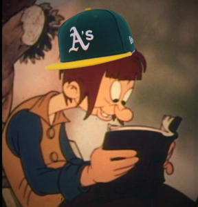 Spring Training is here! A's to win the A.L. West in 2020.