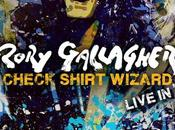 "Rory Gallagher: Stream ""Souped-Up Ford"" from ""Check Shirt Wizard Live"""