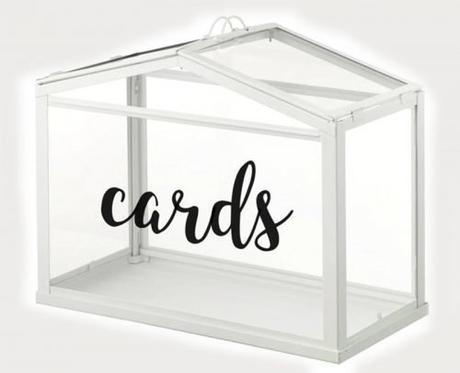 wedding card box ideas acrylic wedding card box