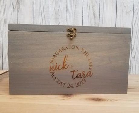 wedding card box ideas personalized card box
