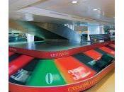 Advertising Agency Brilliantly Used Airport Baggage Conveyor Promote Casino