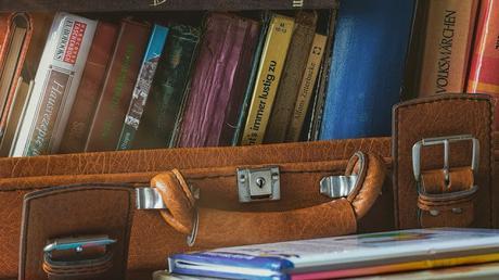 Image: Nostalgia Books, by Willfried Wende on Pixabay