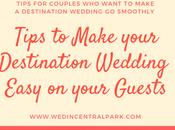 Destination Wedding Etiquette Tips Make Trip Easier More Your Guests