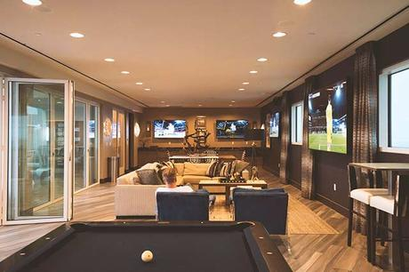 Tips on creating the perfect snooker games room