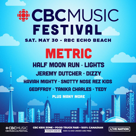 2020 CBC Music Festival Makes First Lineup Announcement