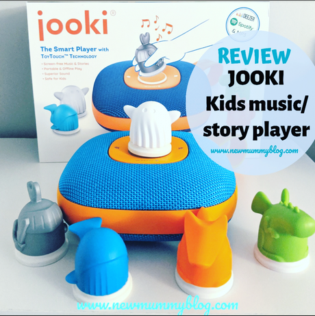 Jooki kids portable music/story player review