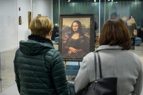 Da Vinci--Inventions Exhibition