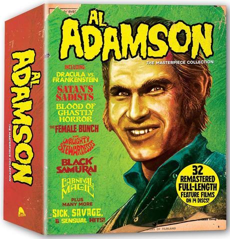 Blood & Flesh: David Gregory's Al Adamson Retrospective Turns Into a True Crime Mystery