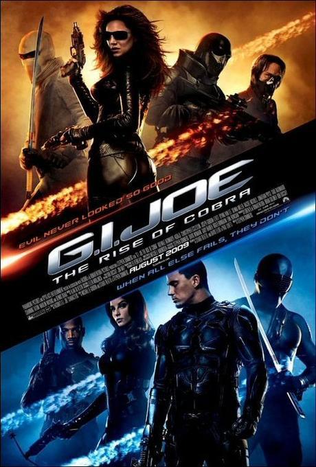 ABC Film Challenge – Favourites – G – G.I. Joe: The Rise of Cobra (2009)