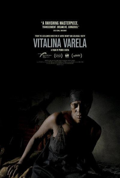 """249. Portuguese director Pedro Costa's seventh feature film """"Vitalina Varela"""" (2019): Stunning, austere, melancholic docu-fiction film that highlights the power of cinematography, sound management, lighting, acting, drama and art direction, presenting ..."""