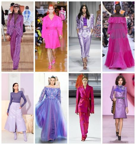 Spring Forward in Pink, Fuchsia, Lilac, and Purple
