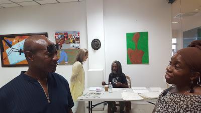 Artists Talks - Nala, Malcontent - A Work in Progress