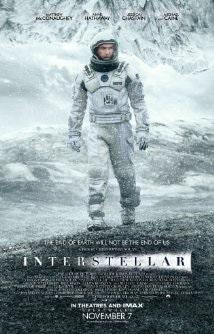 ABC Film Challenge – Favourite – I – Interstellar