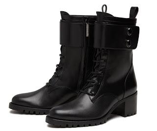 Shoe of the Day | Kendall Miles Ali Combat Boot