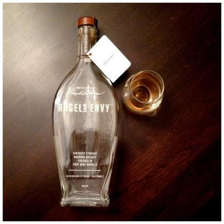 Whiskey Review – Angel's Envy Bourbon