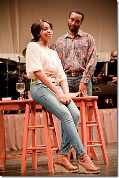 Review: The Marvin Gaye Story (Black Ensemble Theater)