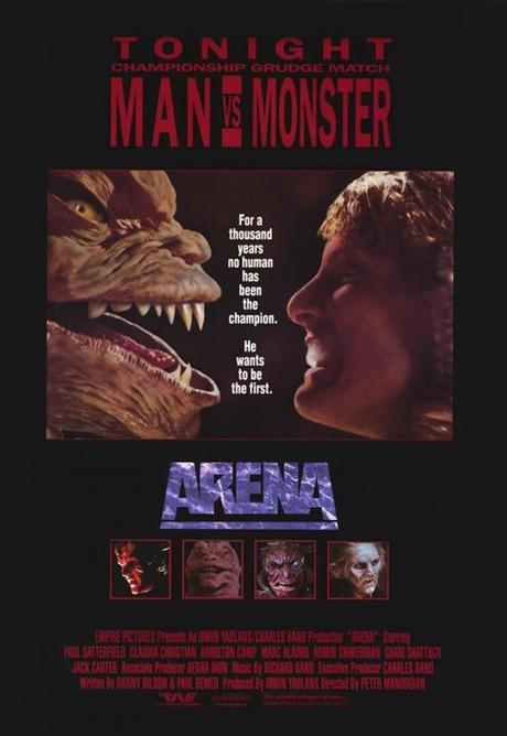 Movie of the Day – Arena (1989)