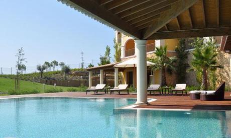 Tanai Spa, Cascade Wellness, Resort Portugal, lagos portugal, spa lagos, boca spa