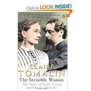 I WON'T MISS IT!  DICKENS AND HIS INVISIBLE WOMAN