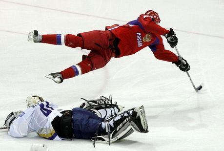Russian....Hockey?