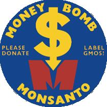 We must out-fund Monsanto's Lobbyists (or die eating our unlabeled veggies!)