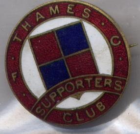 Gone and forgotten – part 2 – Thames FC