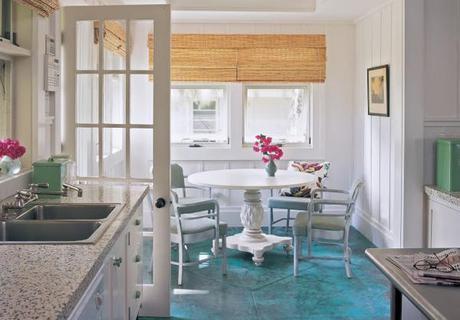 Michael S. Smith Hawaii kitchen Elle Decor