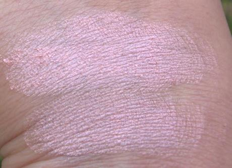 Swatches: Eyes : Eye Shadow: MUA: MUA Eye Shadow No:22 Pearl Swatches