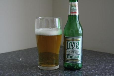 Beer Review – DAB Original