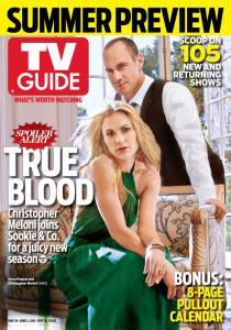Spoilers: Christopher Meloni Speaks Out on Roman and True Blood Season 5