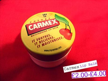 Review: Carmex Lip Balm SPF15