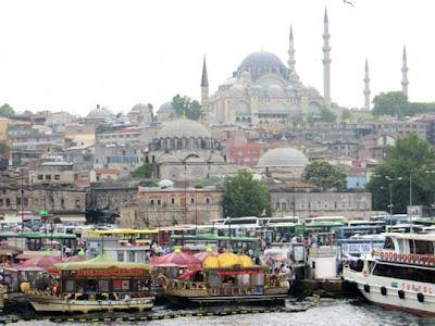 Writing Istanbul:  Workshop and Sightseeing Rolled into One