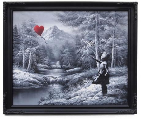 sorry 460x390 Updates: Banksy Indoors