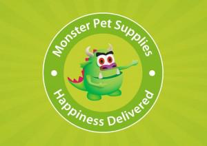 Monster Pet Supplies Top 50 Pet and Animal Blogs in the UK.... I'm in it!!