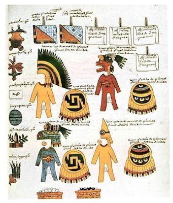 The Codex Mendoza