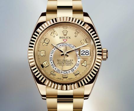 Rolex Skydweller is due to be released in late 2012 to the general public.