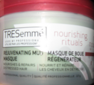 Review - Tresemme Rejuvenating Mud Masque