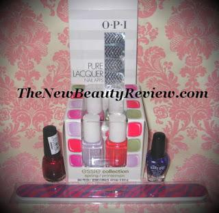 May Giveaway...Week 3...Nail Treats