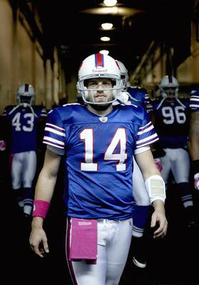 The Buffalo Bills' Playoff Aspirations Rest Squarely On Ryan Fitzpatrick's Shoulders