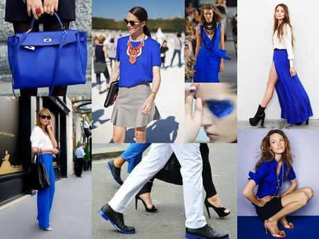 Majorelle blue - Color crush