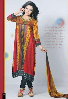Groovytexx Indian Lawn Prints Mid-Summer Collection 2012