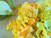 Mexican Squash Blossom Sopa