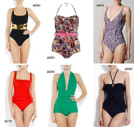 Honeymoon swimsuits - the designer edition