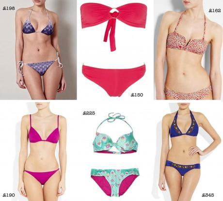 Honeymoon bikinis - the designer edition