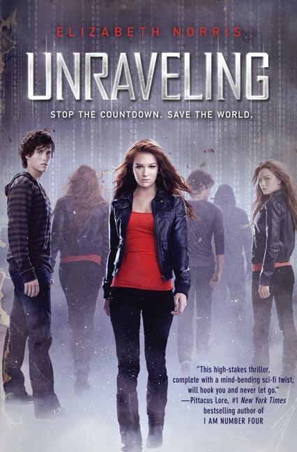 Dark Days of Summer 2012: Top Ten Reasons to Read UNRAVELING by Elizabeth Norris