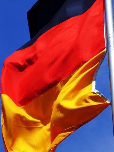 Bonn - German flag