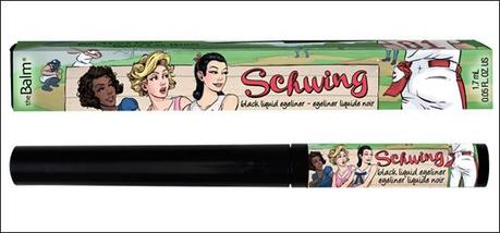 Upcoming Collections:  Makeup Collections: Eyes : Eye Liner: The Balm : The Balm Schwing Eye Liner